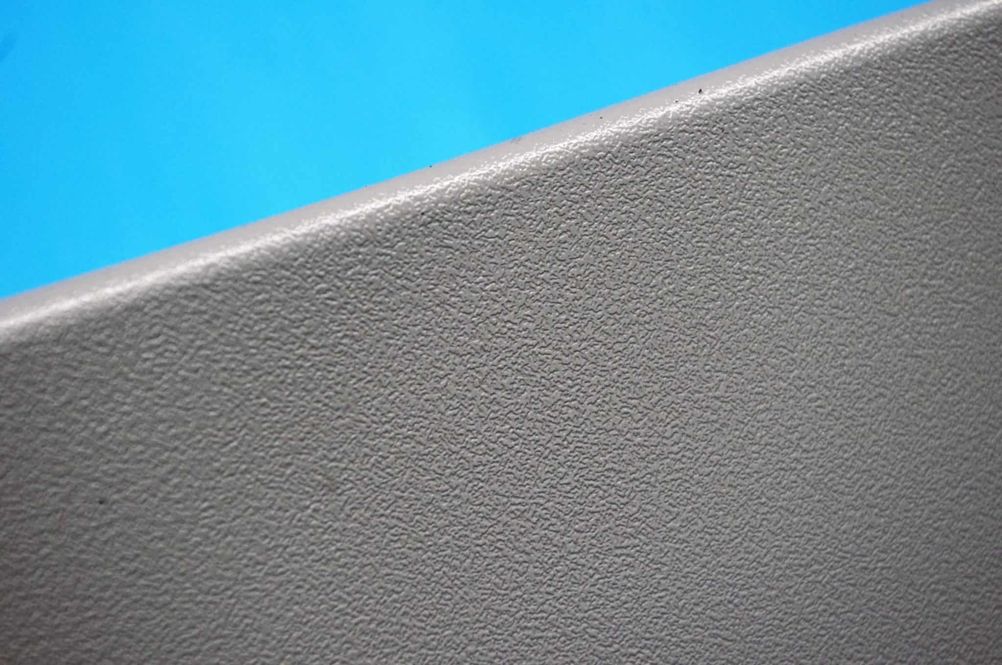 SaniShield Corner Protection Grey